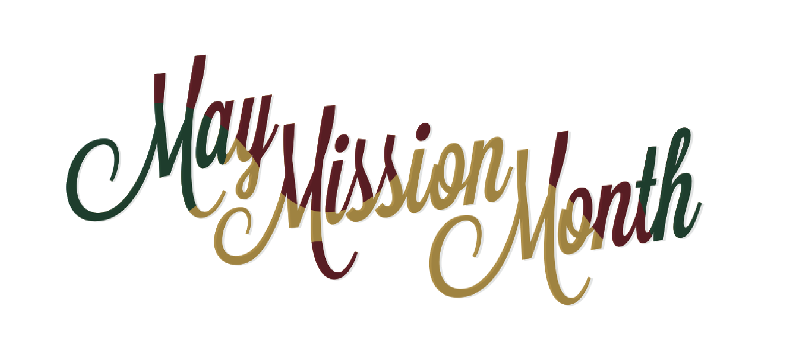 May Mission Month: In Step with Jesus [Translated by Helen]