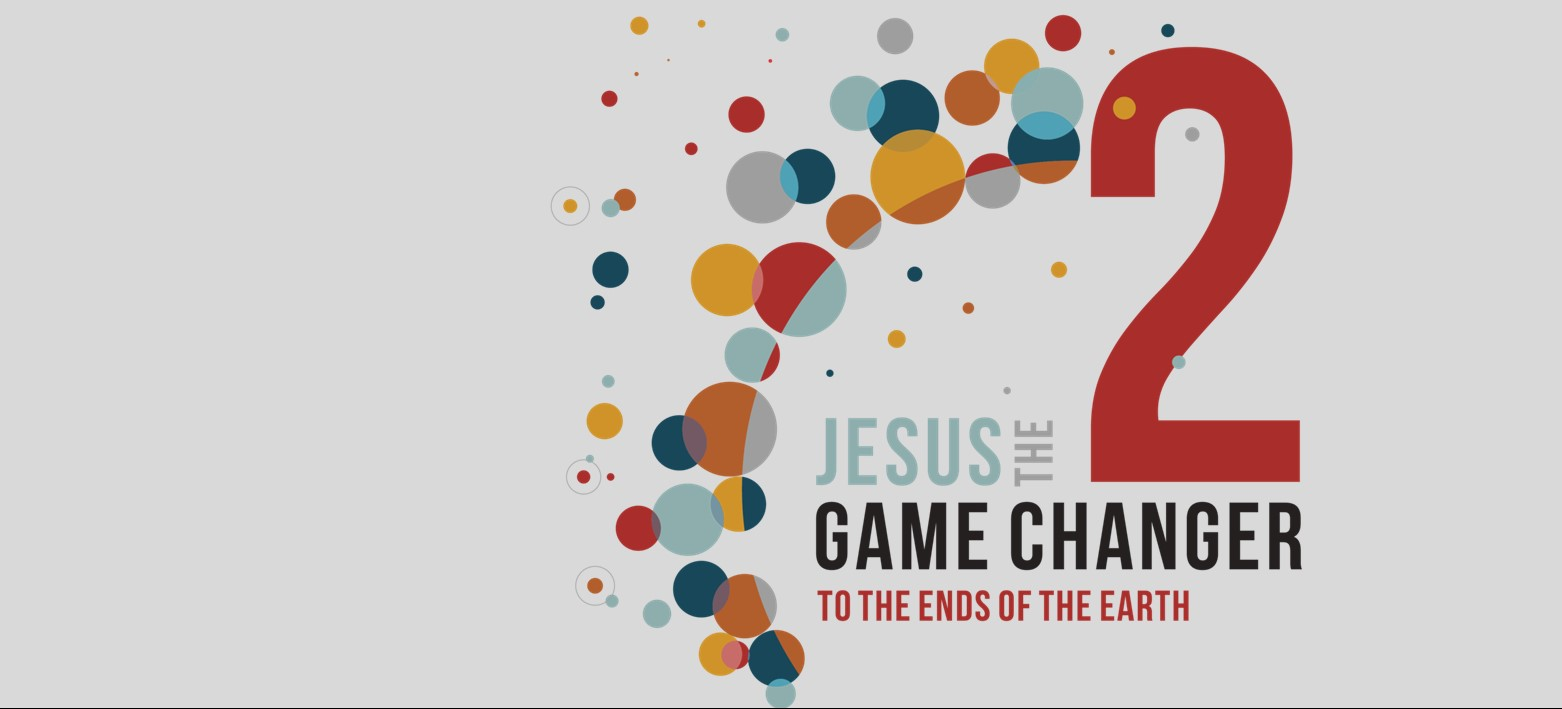 Jesus the Game Changer: Crossing the Cultural Divide