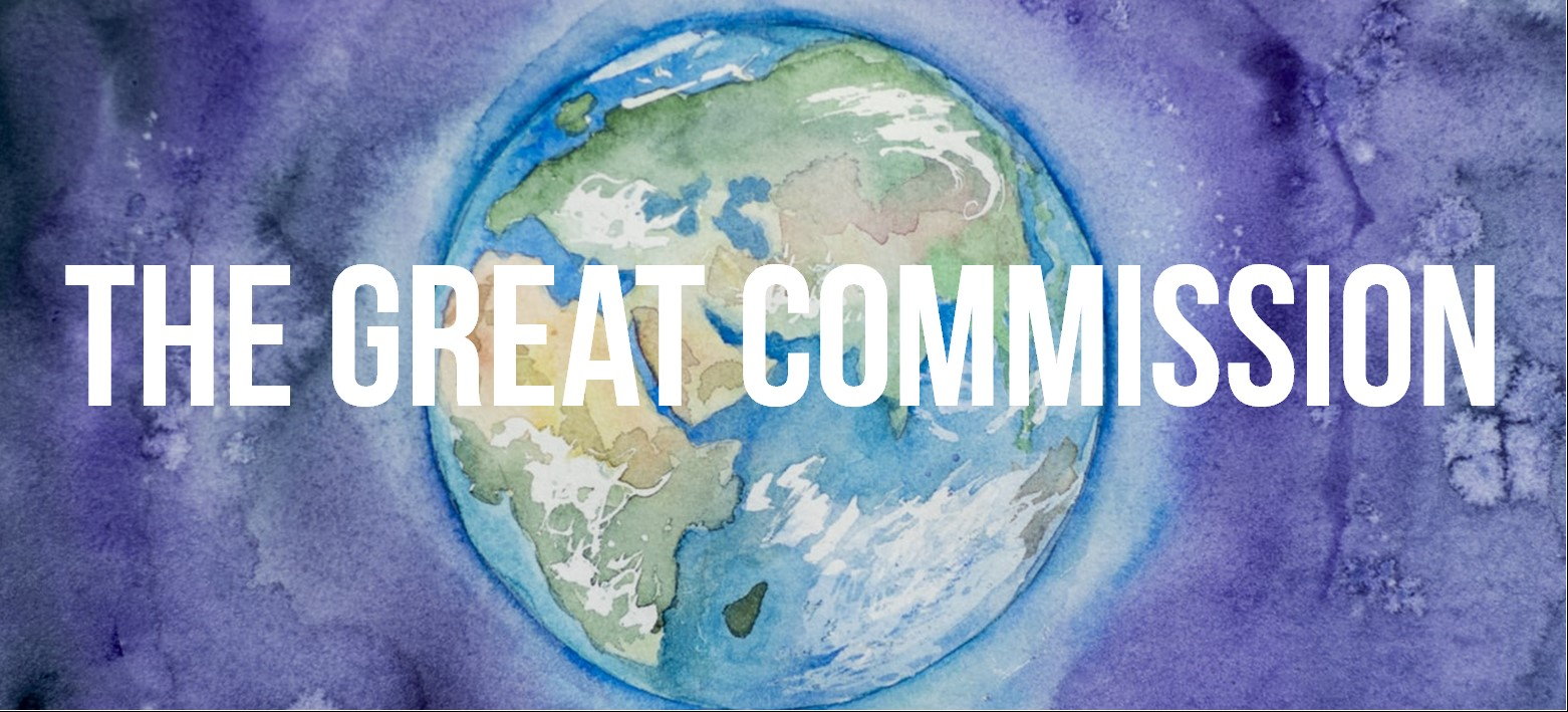 The Great Commission: Mission [Translated by Jennifer Zhang]